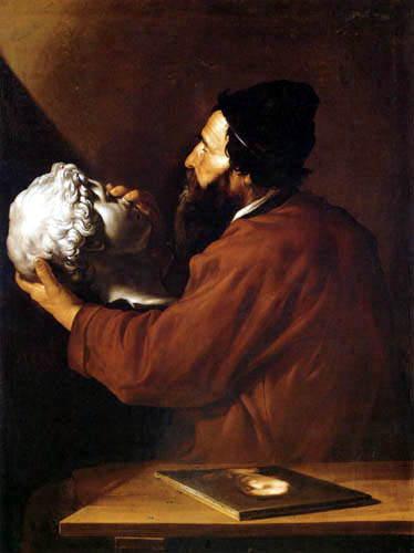 Jusepe (José) de Ribera - Allegorie of the sense of touch