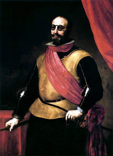 Jusepe (José) de Ribera - Caballero de Santiago