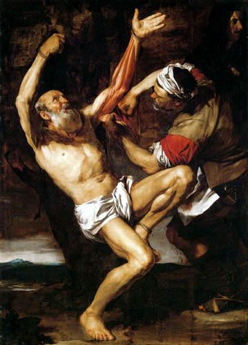 Jusepe (José) de Ribera - Der hl. Bartholomäus