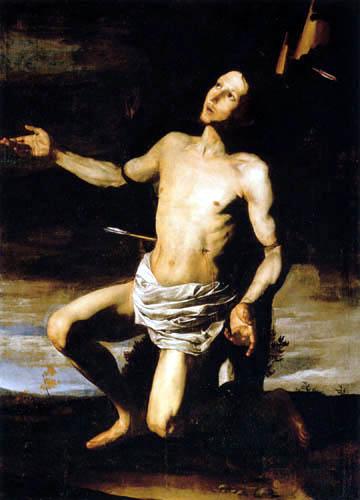 Jusepe (José) de Ribera - San Sebastián