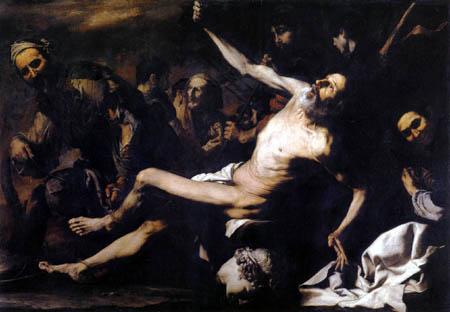 Jusepe (José) de Ribera - The Martyrdom of St. Bartholomew