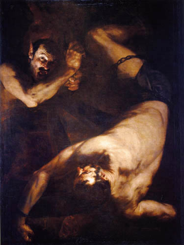 Jusepe (José) de Ribera - Ixion