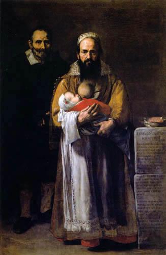Jusepe (José) de Ribera - Magdalena Ventura