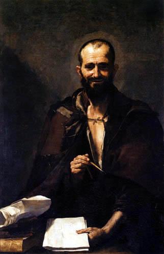 Jusepe (José) de Ribera - Demokrit