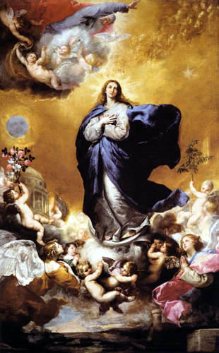 Jusepe (José) de Ribera - Assumption