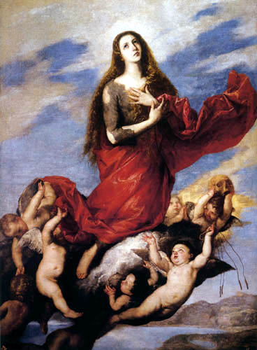 Jusepe (José) de Ribera - The Assumption