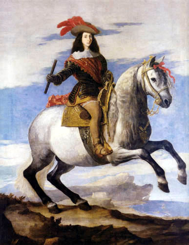 Jusepe (José) de Ribera - Don Juan José de Austria