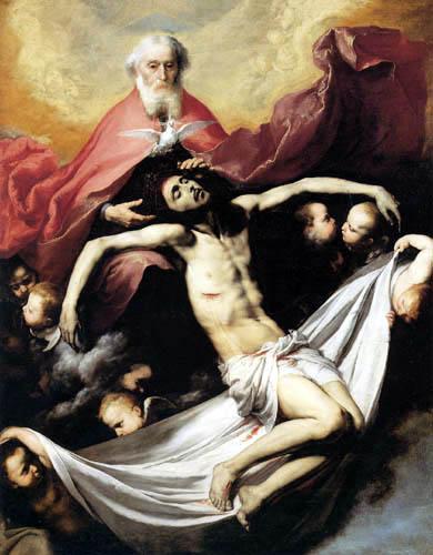 Jusepe (José) de Ribera - Trinity