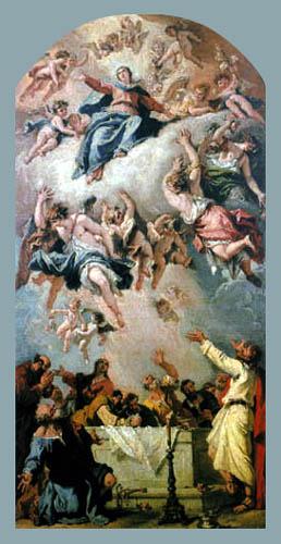Sebastiano Ricci - Assumption