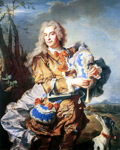 Hyacinthe Rigaud - Portrait of Gaspard de Gueidan