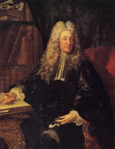 Hyacinthe Rigaud - Portrait of Henri-François d´Aguesseau