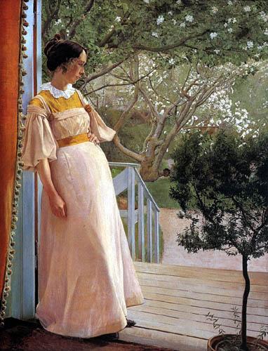 Lauritz Andersen Ring - At the gardendoor