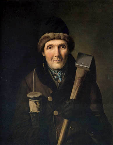 Eduard Ritter - Lumberjack