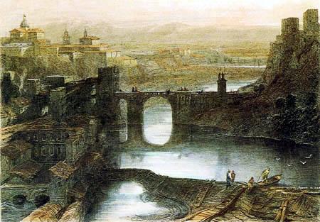 Puente San Martin Toledo of San Martín Toledo