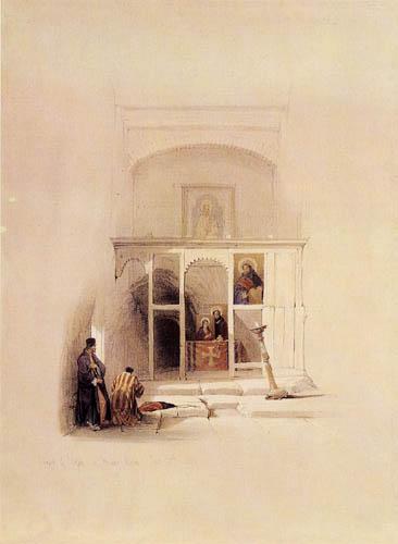 David Roberts - Chapel