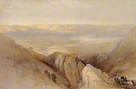 David Roberts - The Jordan Valley