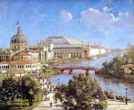 Theodore Robinson - Chicago Columbian Exposition