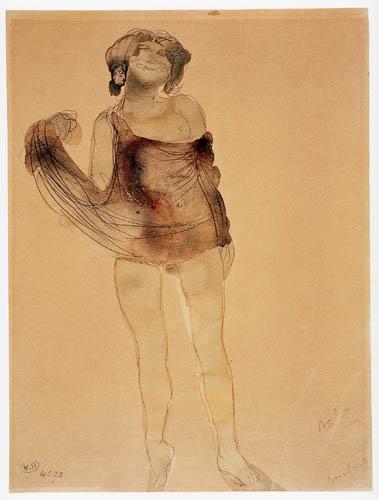 Auguste Rodin - Bacchante