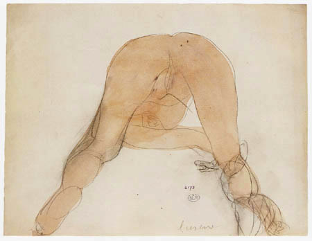 Auguste Rodin - Fornication