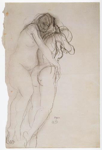 Auguste Rodin - Sapphic Pair