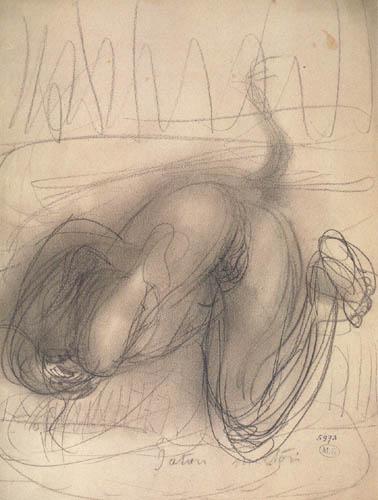 Auguste Rodin - Satan
