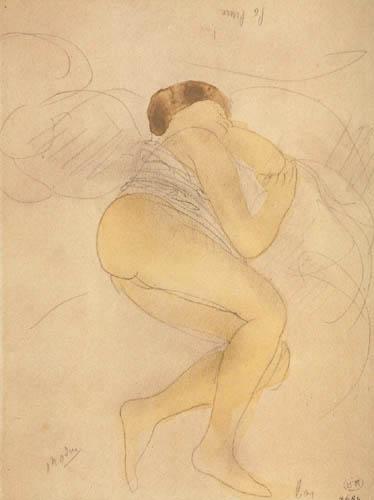 Auguste Rodin - Moon