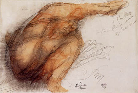 Auguste Rodin - Of the love
