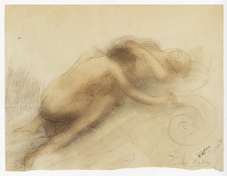 Auguste Rodin - The love temple