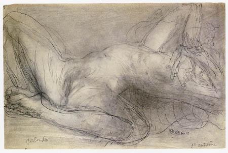 Auguste Rodin - Salammbo