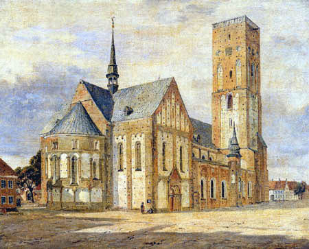 Jørgen Roed - The Cathedral of Ribe