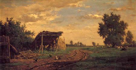 Willem Roelofs - Summer