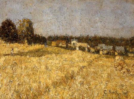 Christian Rohlfs - Midsummer