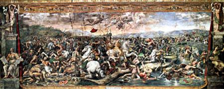 Giulio Romano - The victory of Constantine