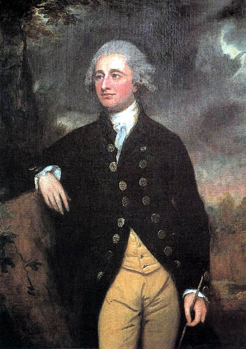 George Romney - Sir William Lemon