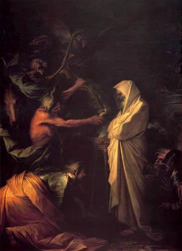 Salvator(e) Rosa - La nuance de Samuel apparaît Saül