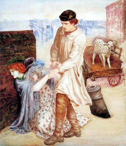 Dante Gabriel Rossetti - Gefunden