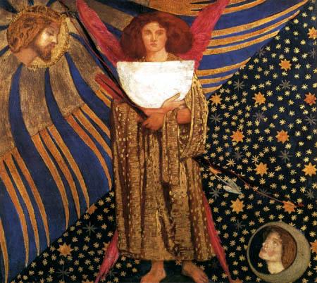 Dante Gabriel Rossetti - Dantis Amor