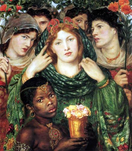 Dante Gabriel Rossetti - Der Glaube