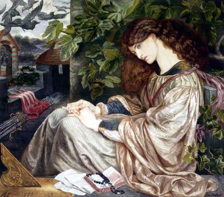 Dante Gabriel Rossetti - La Pia de´Tolomei