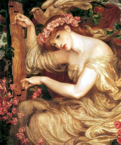 Dante Gabriel Rossetti - A Sea Spell