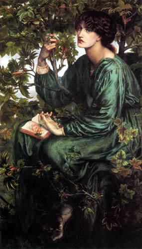 Dante Gabriel Rossetti - Jour rêve