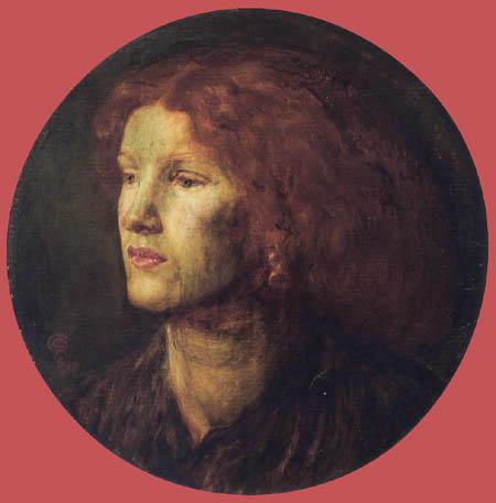 Dante Gabriel Rossetti - Fanny Cornforth