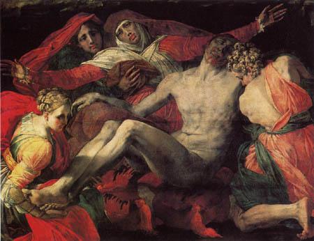 Fiorentino Rosso - Pietà