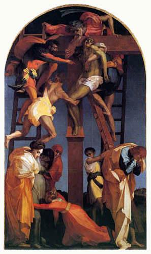 Fiorentino Rosso - Kreuzabnahme
