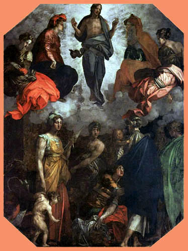 Fiorentino Rosso - Resurrection of Christ