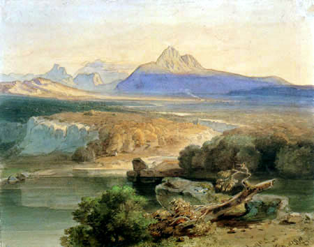 Carl Anton J. Rottmann - Staufen-Walser Heath