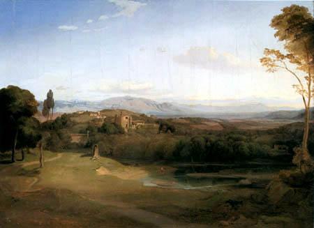 Carl Anton J. Rottmann - Perugia