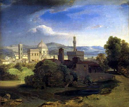Carl Anton J. Rottmann - Florence