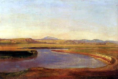 Carl Anton J. Rottmann - Aqua Acetosa