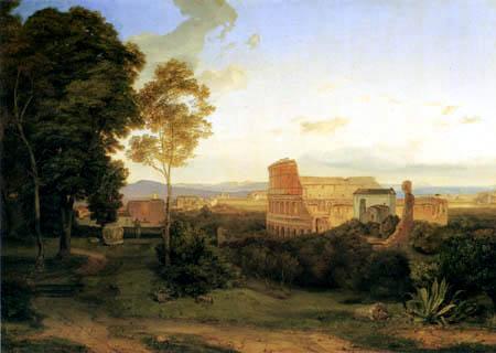 Carl Anton J. Rottmann - Colosseum